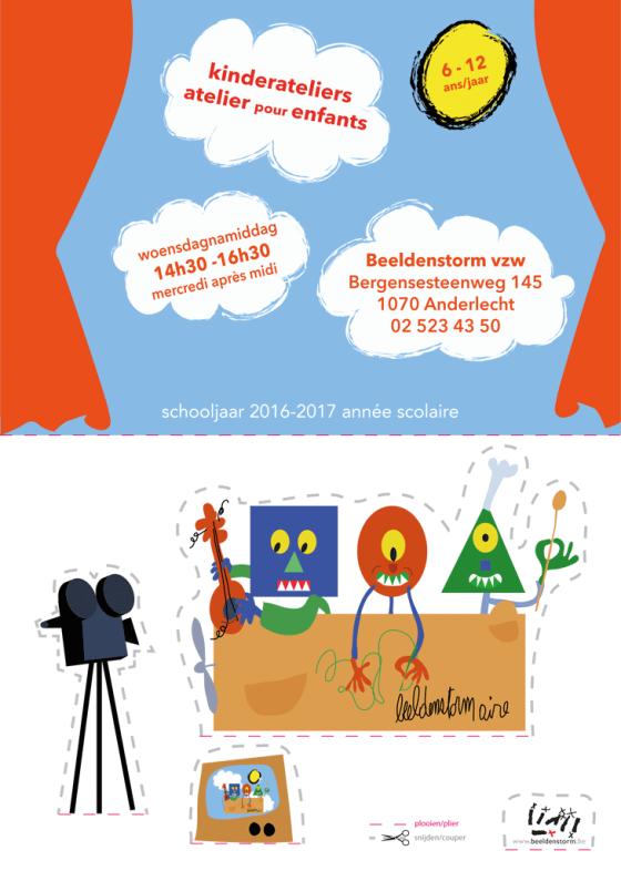 kinderateliers 2016-2017