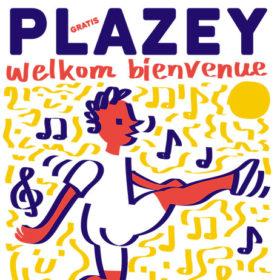 PLAZEY 2018 – een festival in de voortuin van de stad