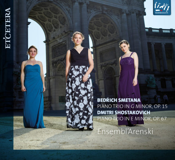 """Smetana & Shostakovich Piano Trios"" • cd"