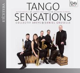 'Tango Sensations' • cd