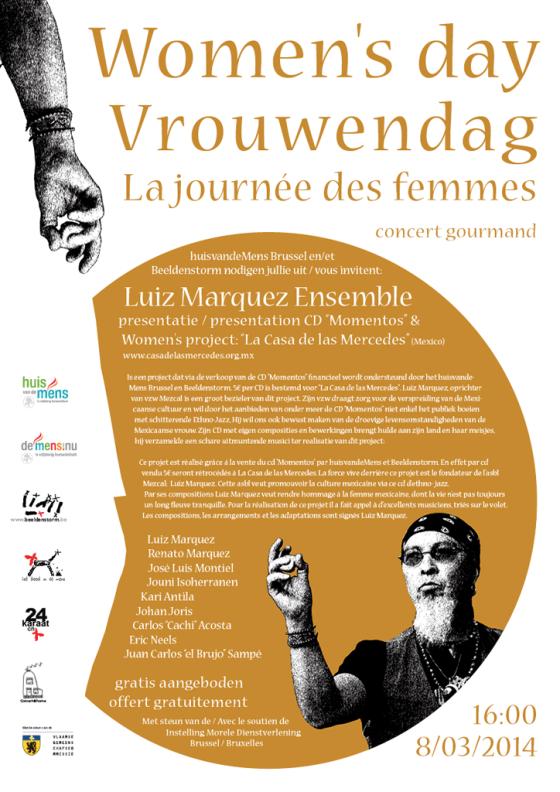 Vrouwendag • Luiz Marquez Ensemble