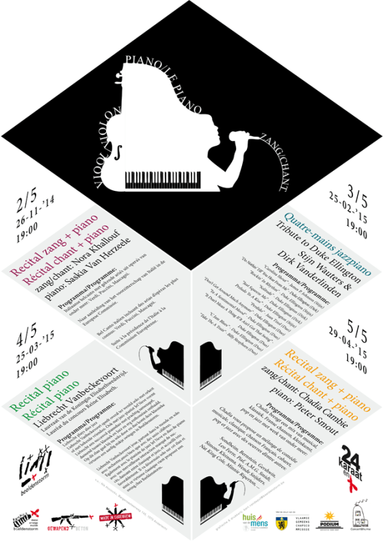 24 karaat & + concert: Recital viool + piano