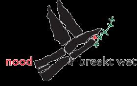 logo • nood breekt wet