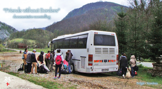 """Friends without Borders"" • documentaire Levenslust - Roemenië • 2015"