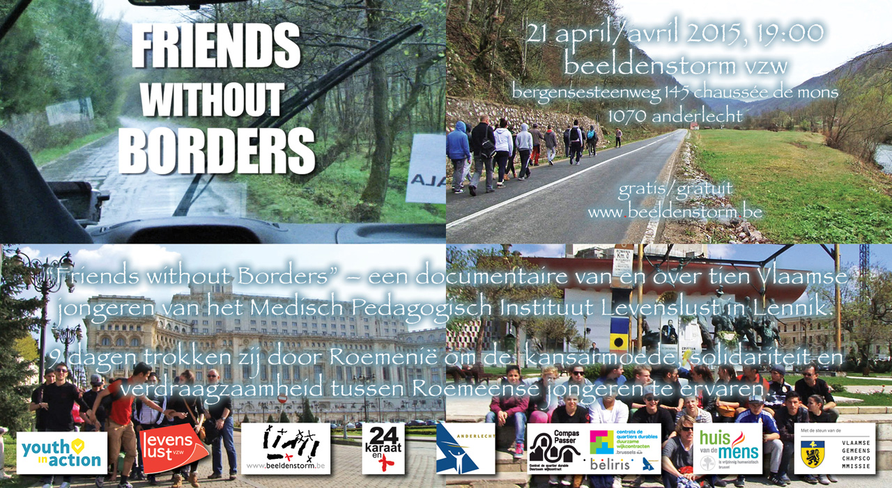 """Friends without Borders"" • documentaire Levenslust - Roemenië • 2015"