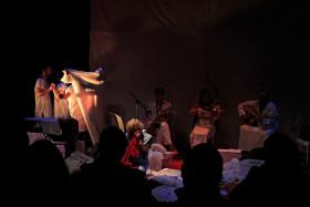 muziektheater: Romeo & Jamilla