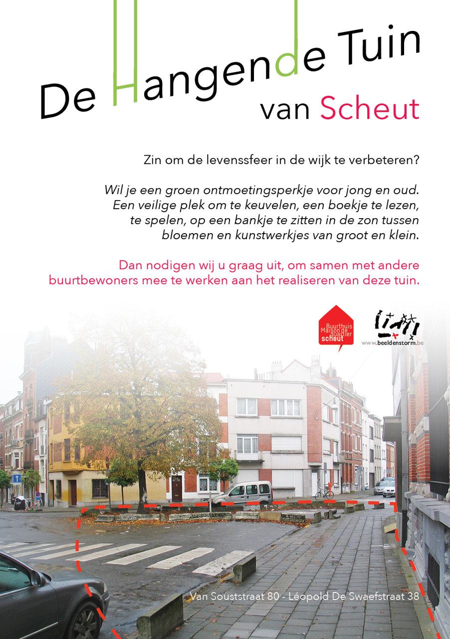 """atelier keramiek: """"De Hangende Tuin van Scheut"""""""