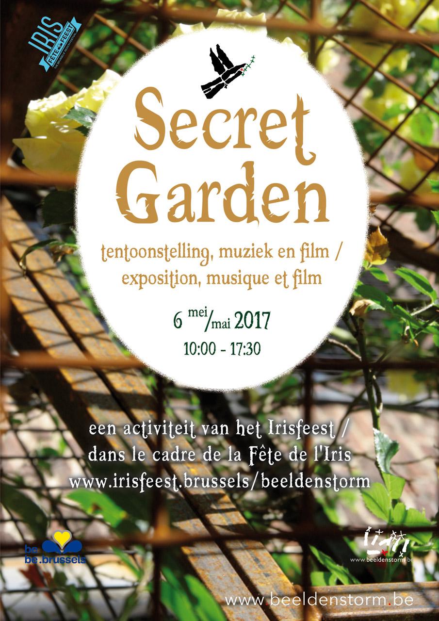 """Irisfeest 2017: """"Secret garden"""" • tentoonstelling, muziek en film"""