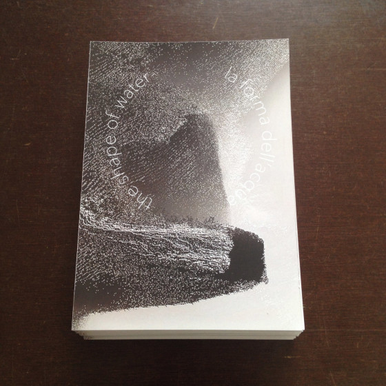 """tentoonstelling: """"la forma dell'acqua"""" • Enna Halie"""