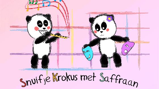 """krokusatelier: """"Snuifje Krokus met Saffraan"""" voor jongeren van 10 tot 14 jaar"""