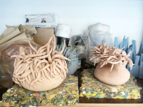 ceramiekatelier • oktober 2013