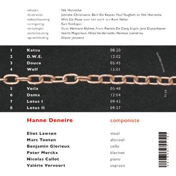 '17.912 dagen geboeid door schoonheid' cd verpakking