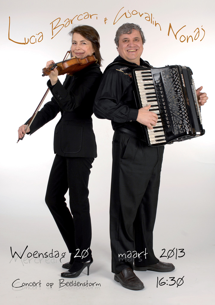 Lucia Barcari & Gjovalin Nonaj
