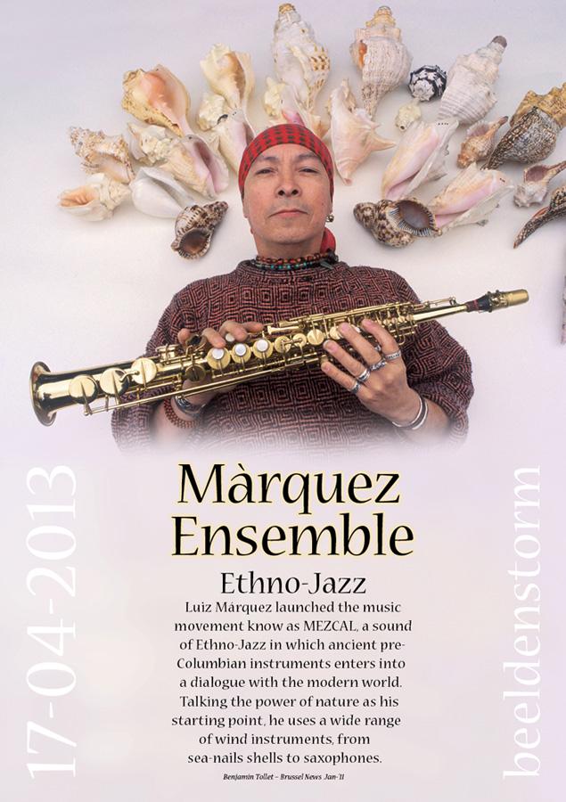 Màrquez Ensemble • Ethno-Jazz • 2013