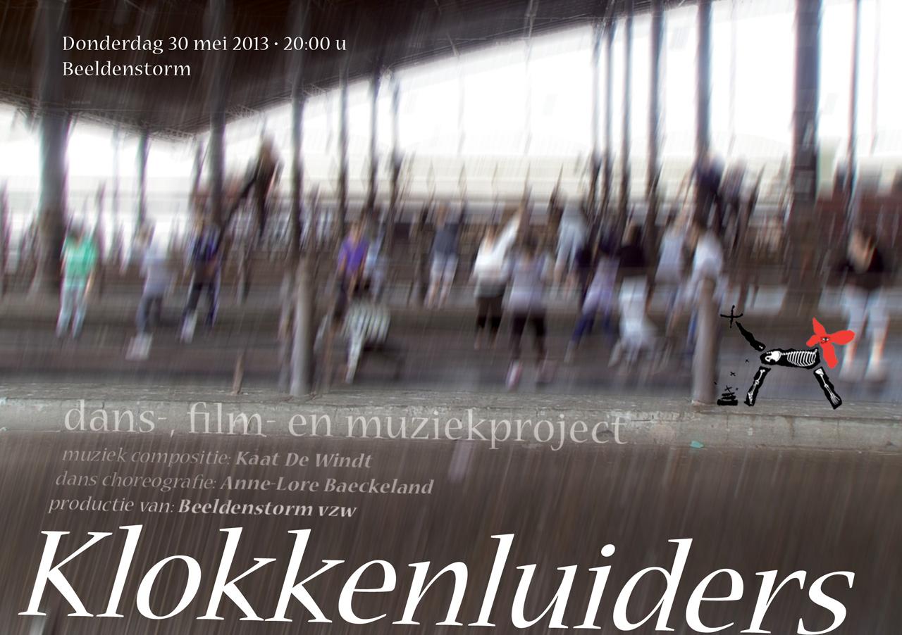 """""""Klokkenluiders"""" • dansfilm met live muziek • Kaat De Windt"""