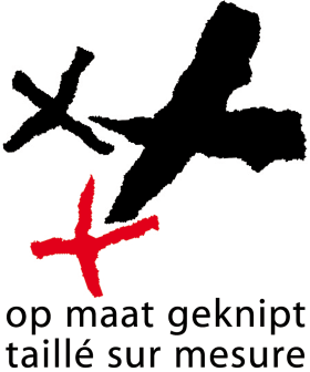 logo • op maat geknipt