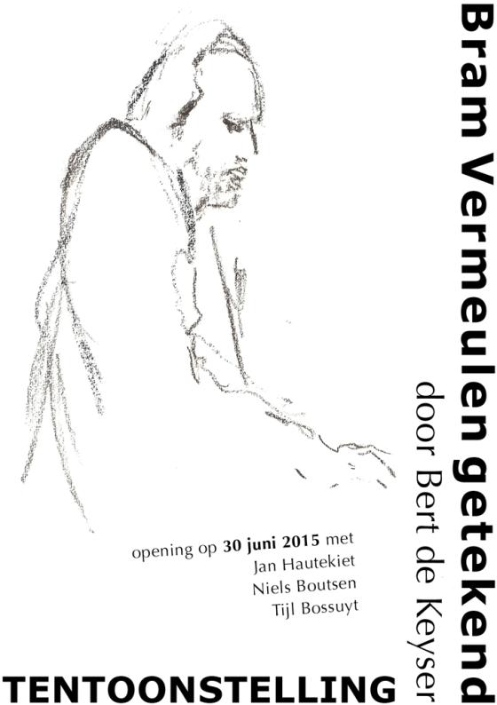 Bert de Keyser - tentoonstelling - 2015