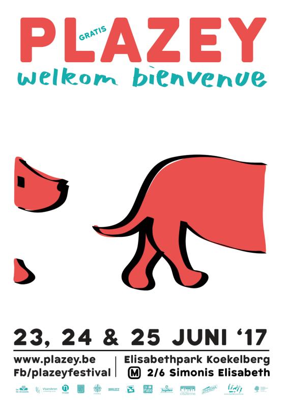 PLAZEY 2017 - een festival in de voortuin van de stad