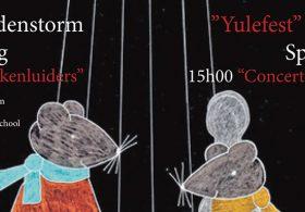 """Yulefest"" op Beeldenstorm Familievoorstelling met dansfilm ""Klokkenluiders"""
